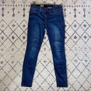 Gap legging jean size 27 regular